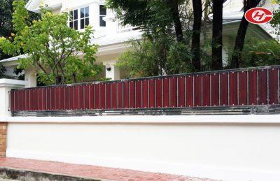 รั้วสแตนเลส บริการออกแบบรั้วสแตนเลส ติดตั้งรั้วสแตนเลส