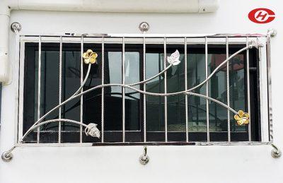 สแตนเลสดัดหน้าต่าง บริการออกแบบและติดตั้ง พร้อมจำหน่าย